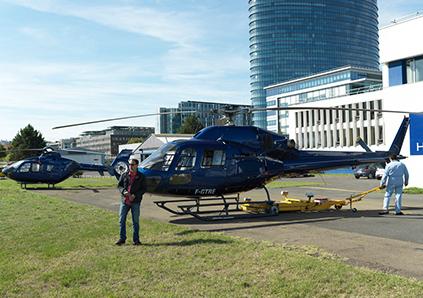 Helico photos aériennes