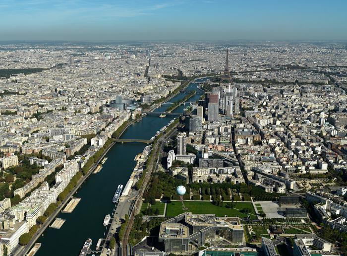 Exemple de photo aérienne