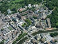 Maubeuge : quartier rénové