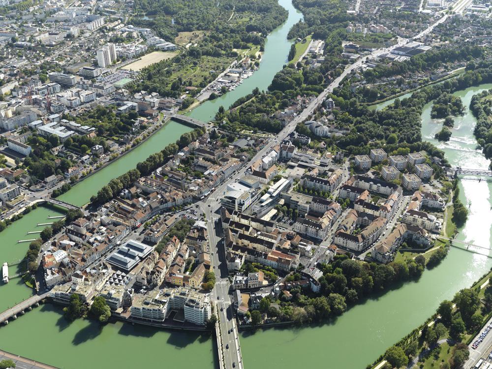 Ilot - Marne