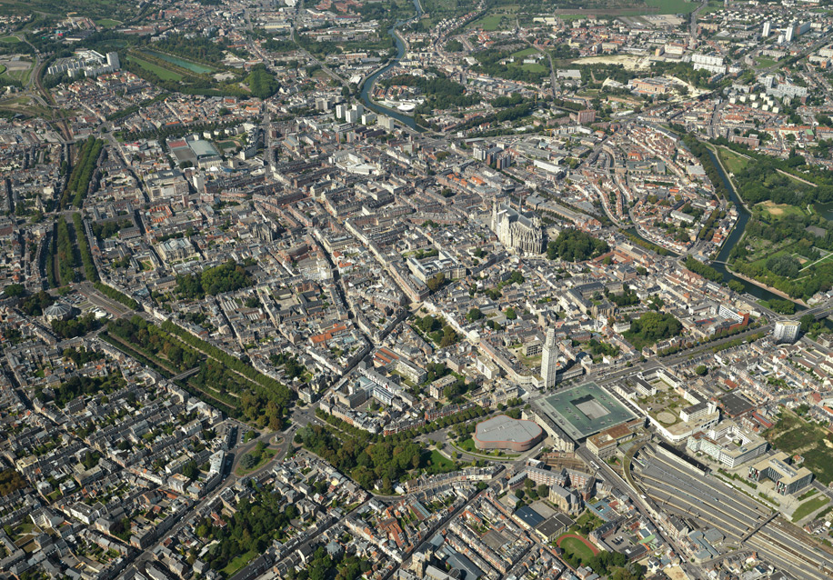 Ville d'Amiens – Somme