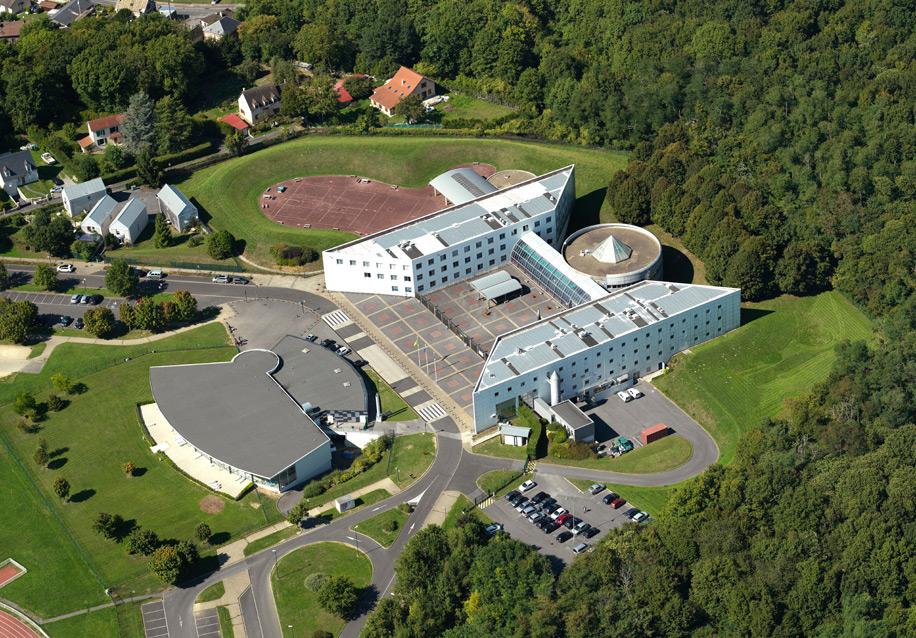 Collège, architecture – Oise