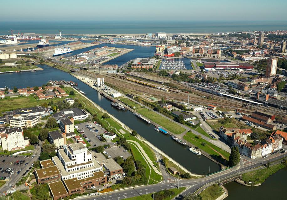 Transport Fluvial – Dunkerque
