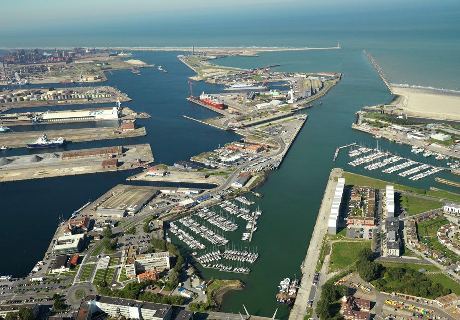 Liaison Maritime et Fluviale – Dunkerque