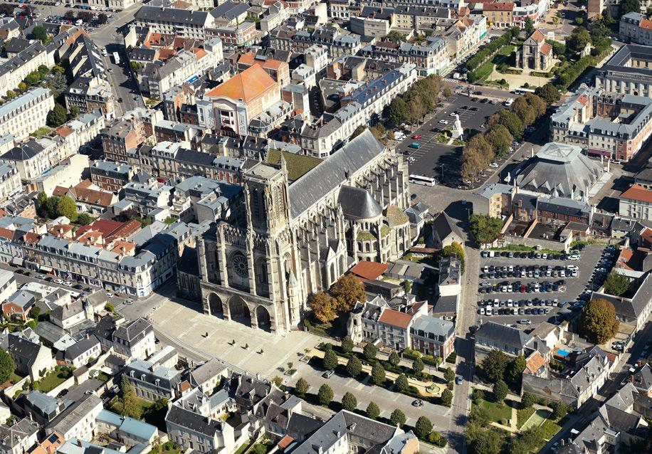 Soissons Cathédrale – Aisne